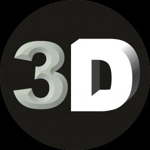 3D Επιγραφές